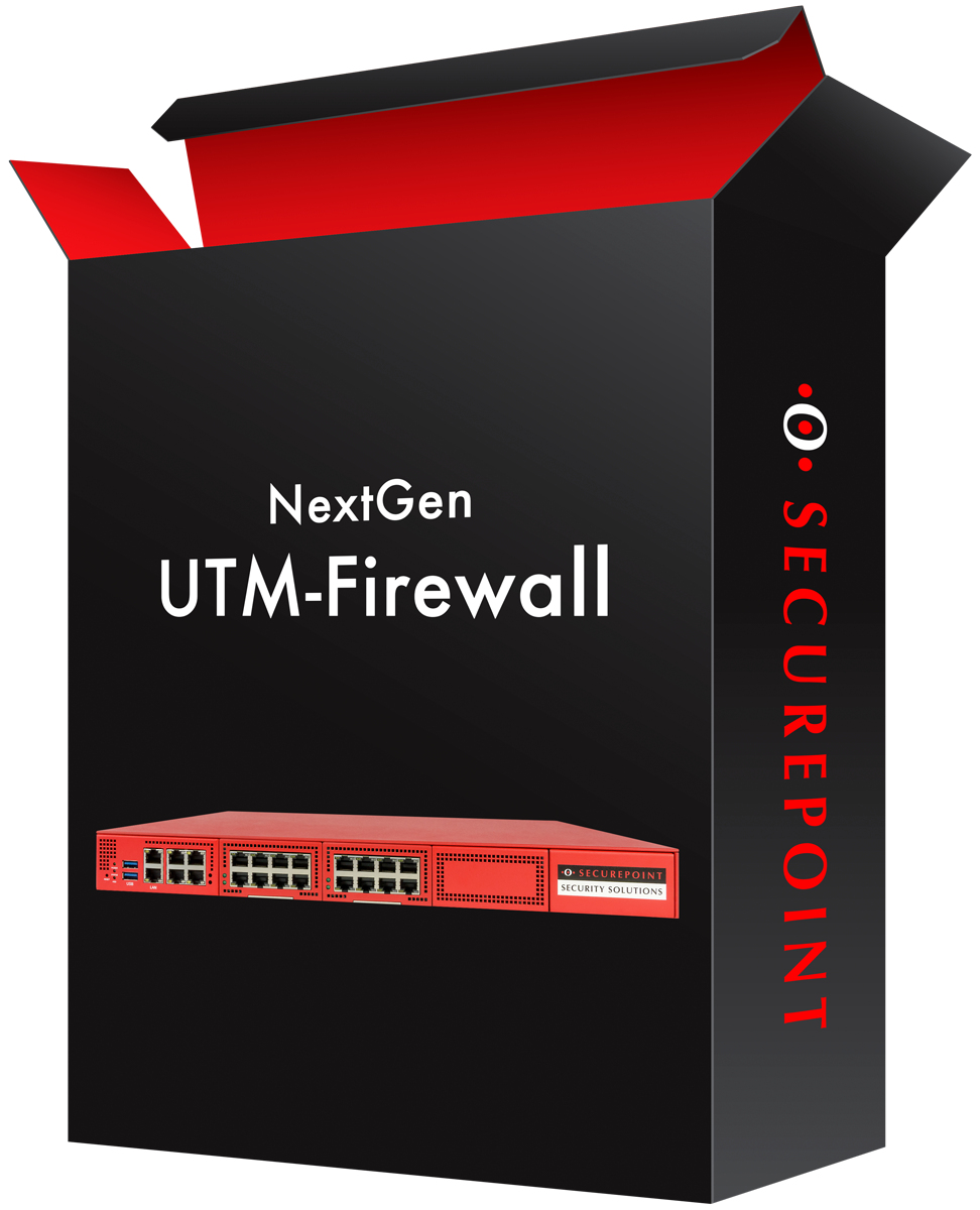 Securepoint UTM Firewall